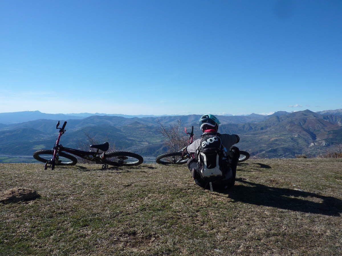 Quelques photos du séjour Le Fameux Val de Durance- Digne les Bains  par VTT-a-2.