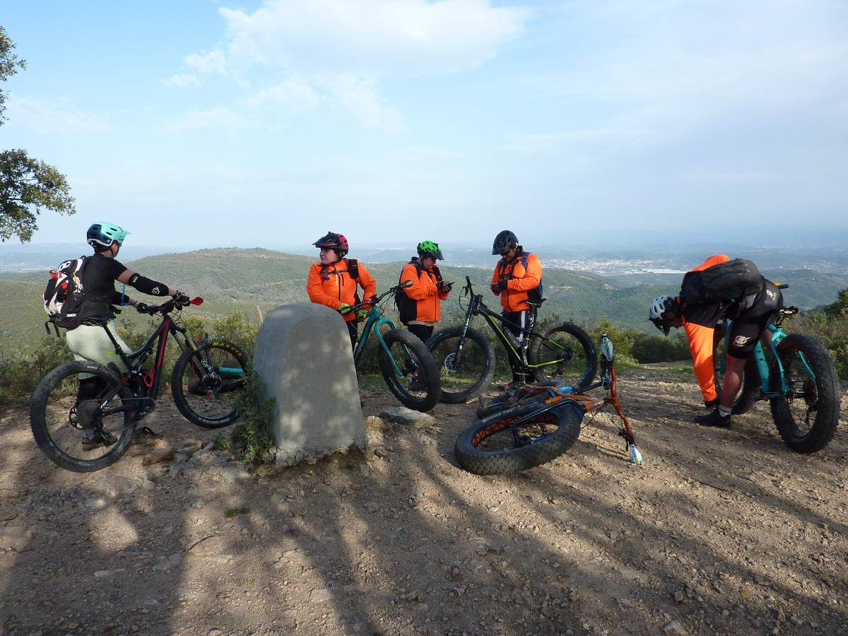 Enduro des Arcs avec les Fats Bikes Varois.