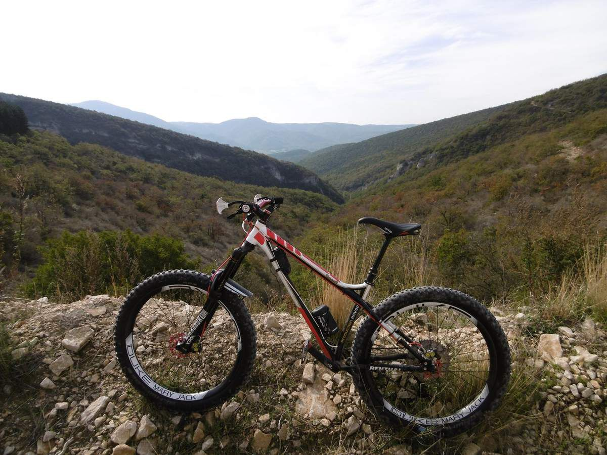 Verdict- Essai/test Production Privée Shan Gt 27.5+/29, Endurigide.