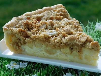 Tarte aux pommes crumble thermomix blog cuisine - Blog cuisine thermomix ...