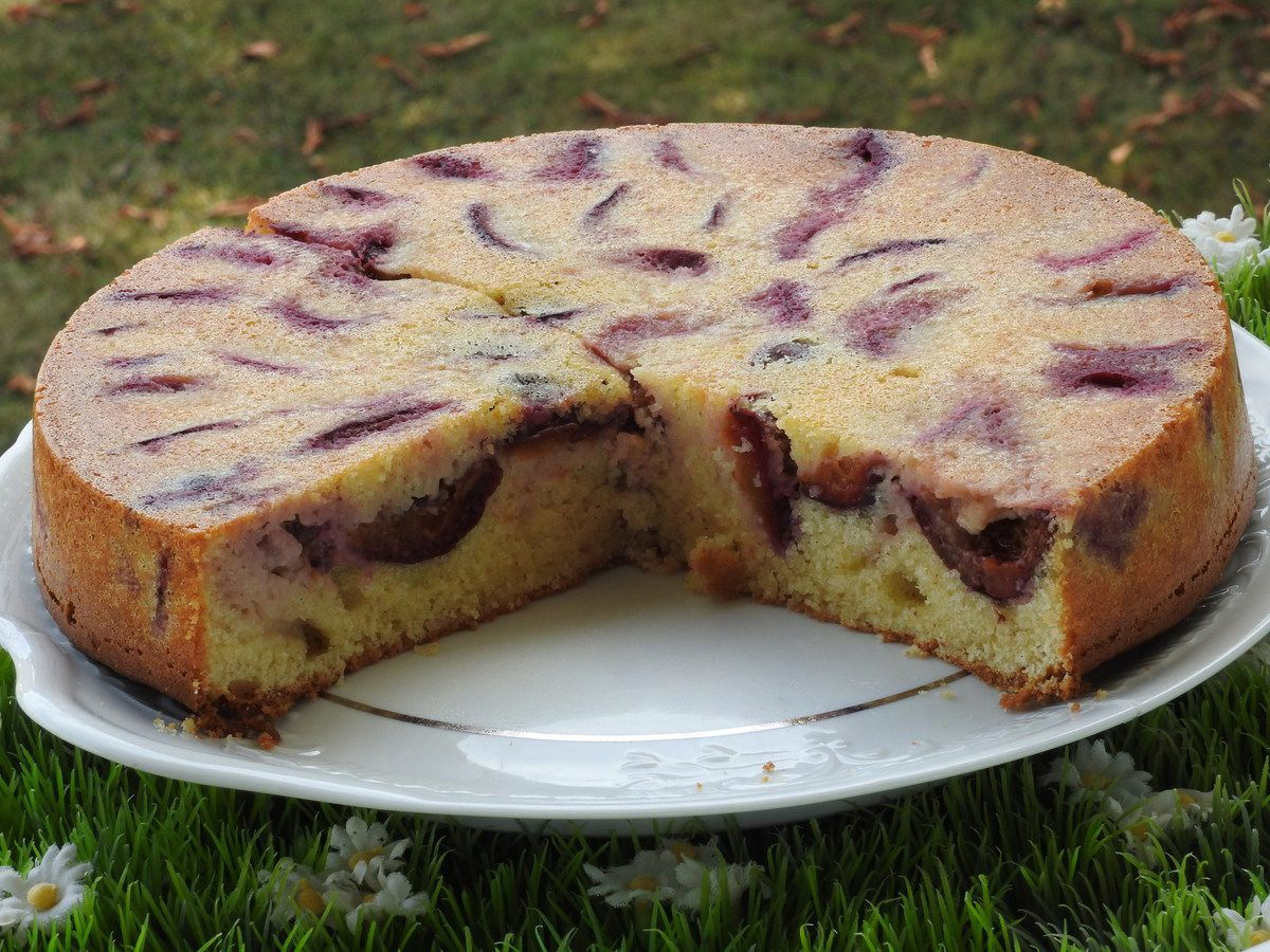 MOELLEUX AUX PRUNES (thermomix)