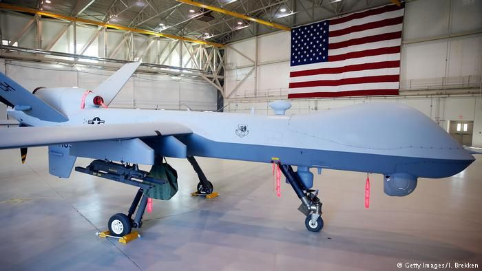 Drone US Niger