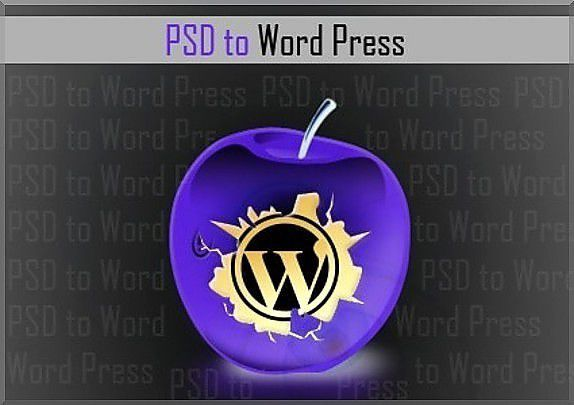 PSD to Wordpress Theme l Wordprax