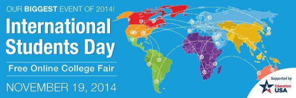 International Student Days : échangez avec les plus grandes écoles américaines.