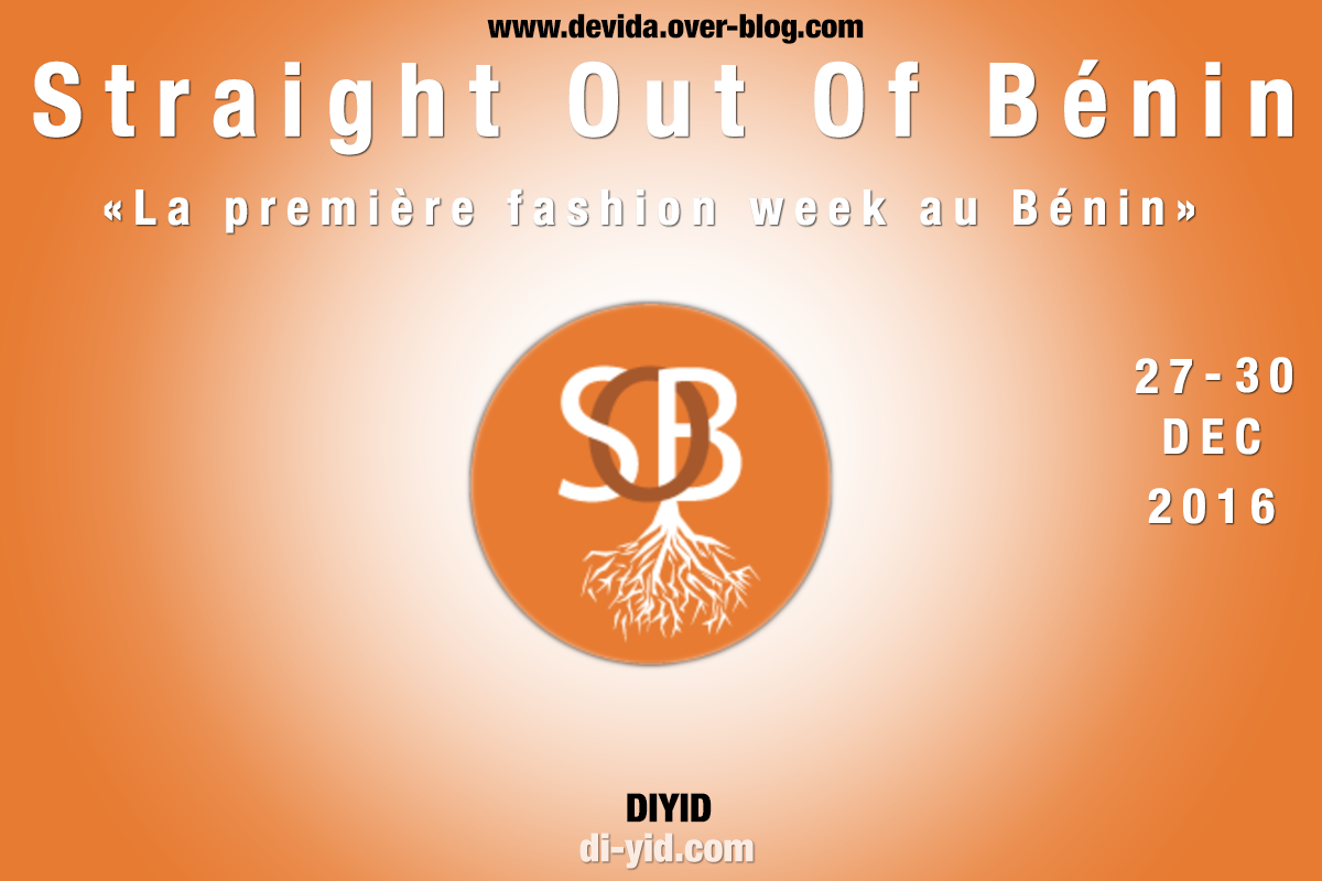 Straight Out Of Benin: la première fashion week au Bénin