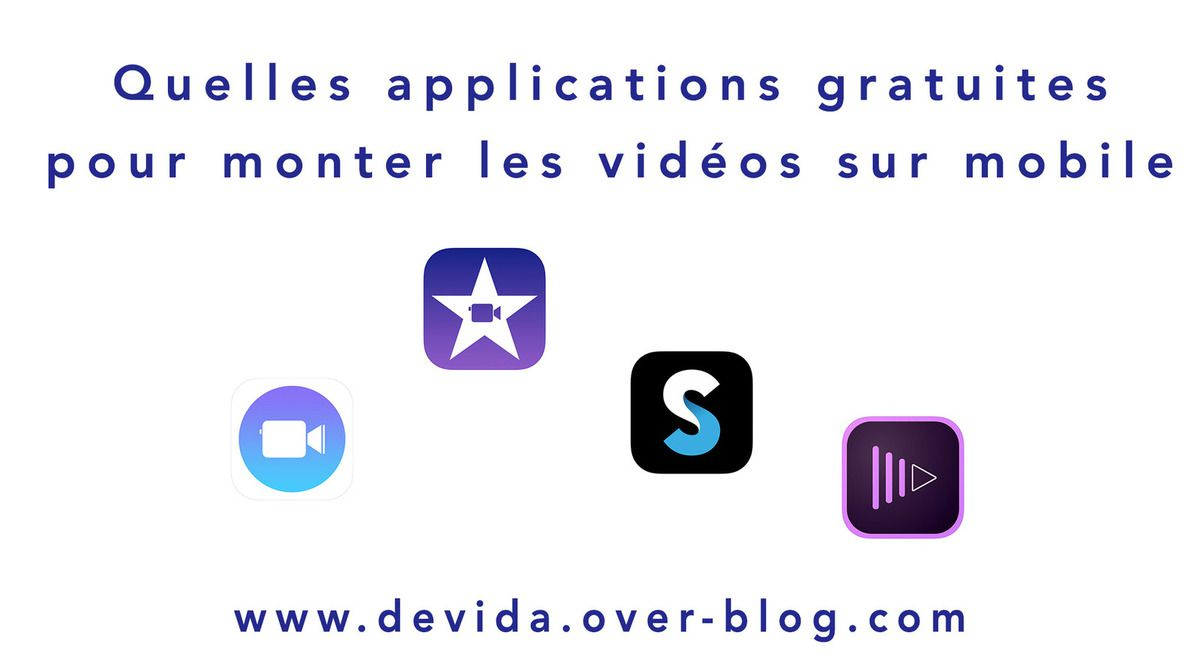 montage video mobile