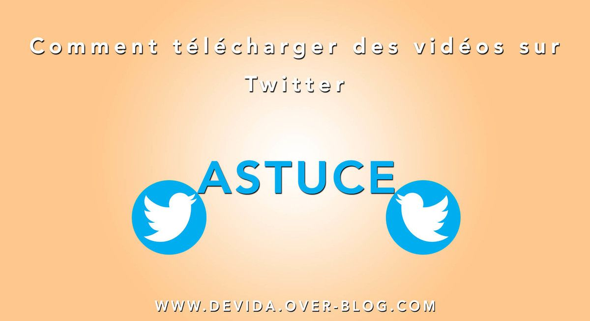 télécharger video twitter