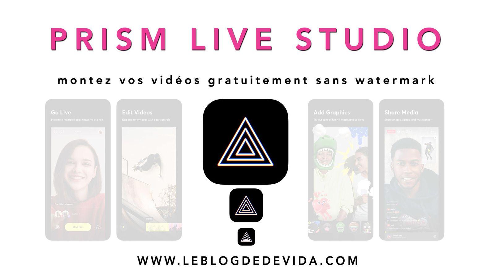 PRISM Live Studio