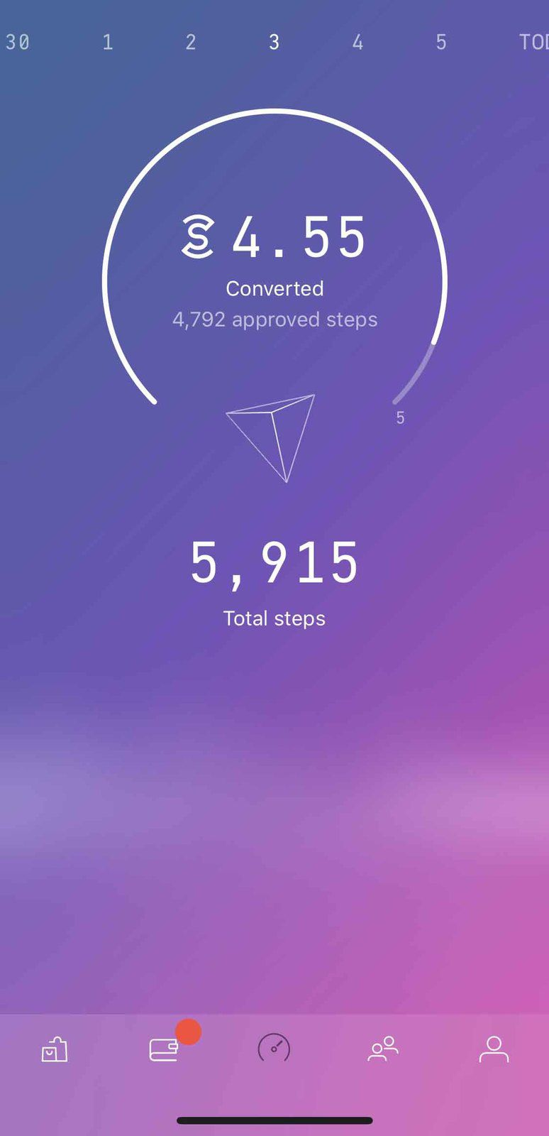 sweatcoin steps