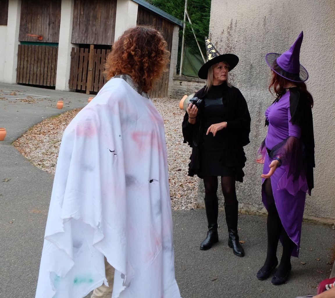 Le rendez-vous des sorcières