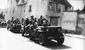 La Bresse : 9 novembre 1944