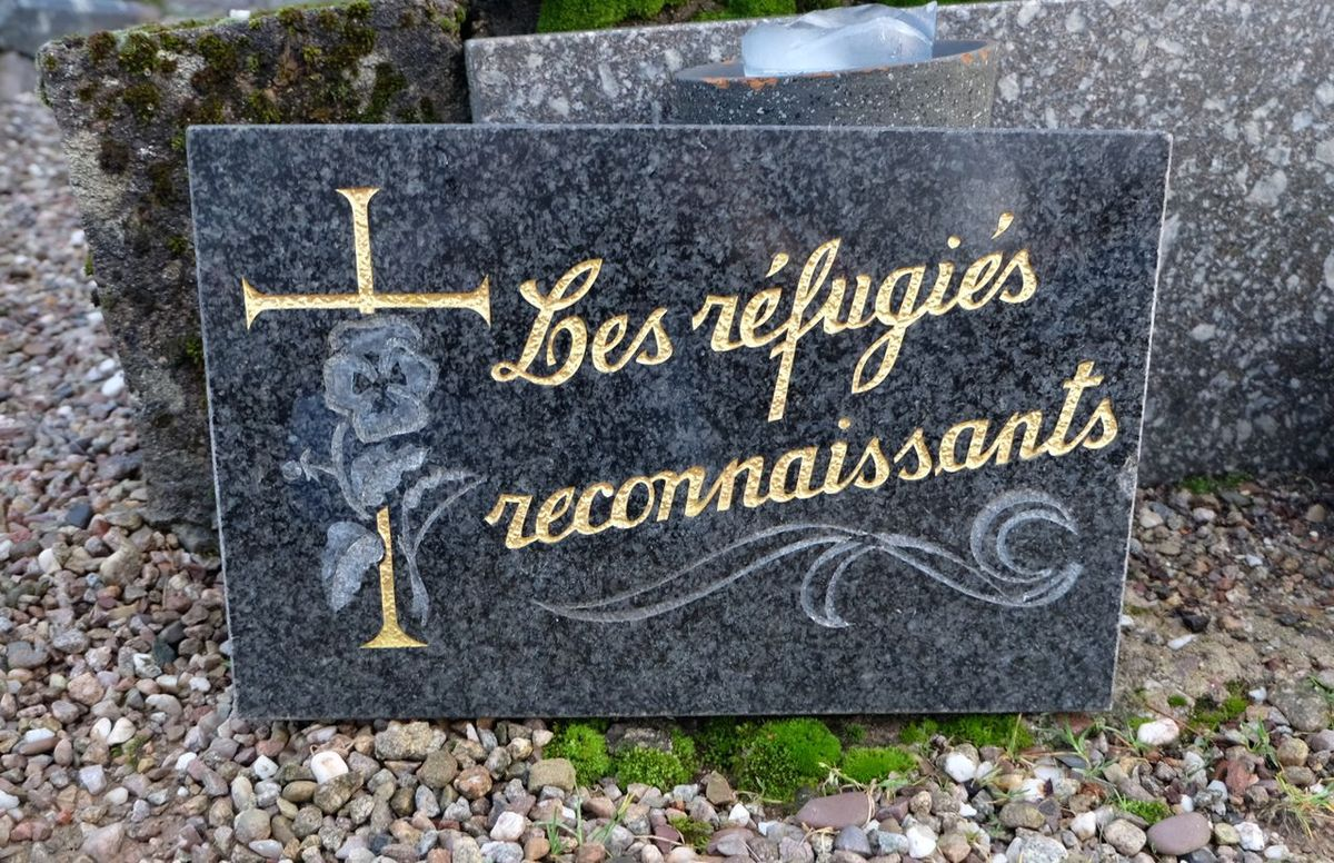 Tombe de Jean Lambert