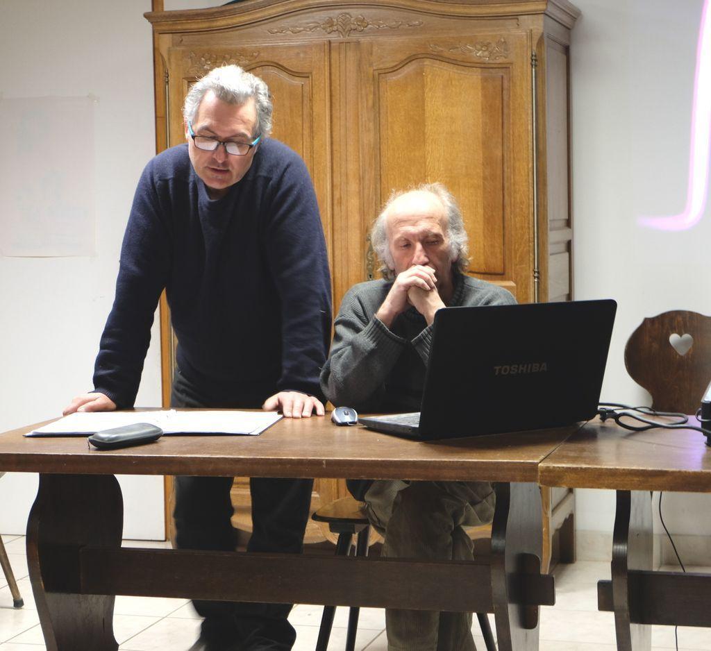 Patrick et Michel