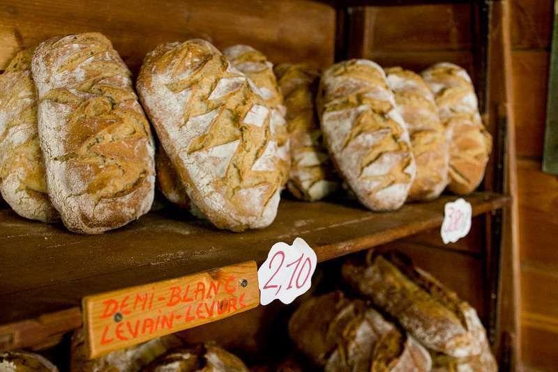 Du pain en libre service