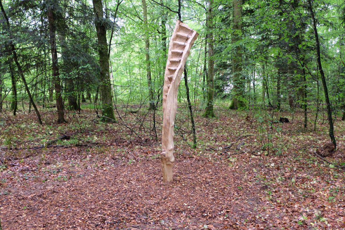 Albert Cremers, sculpteur sur bois