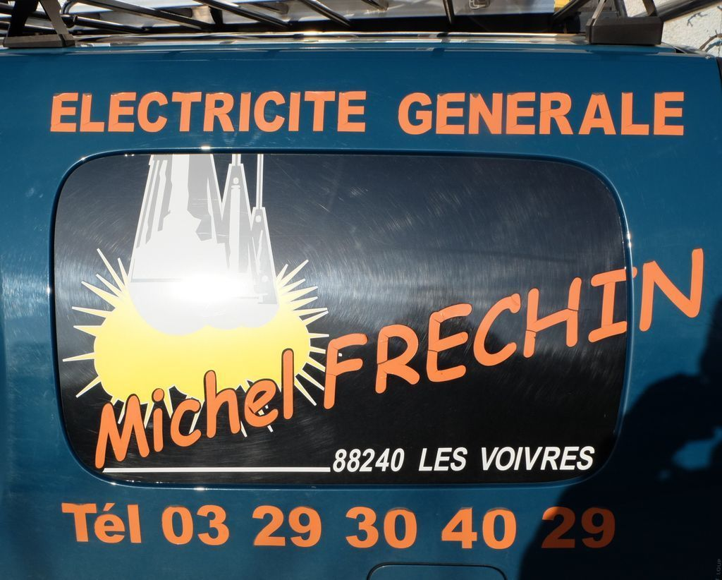 Fréchin Michel, électricité générale