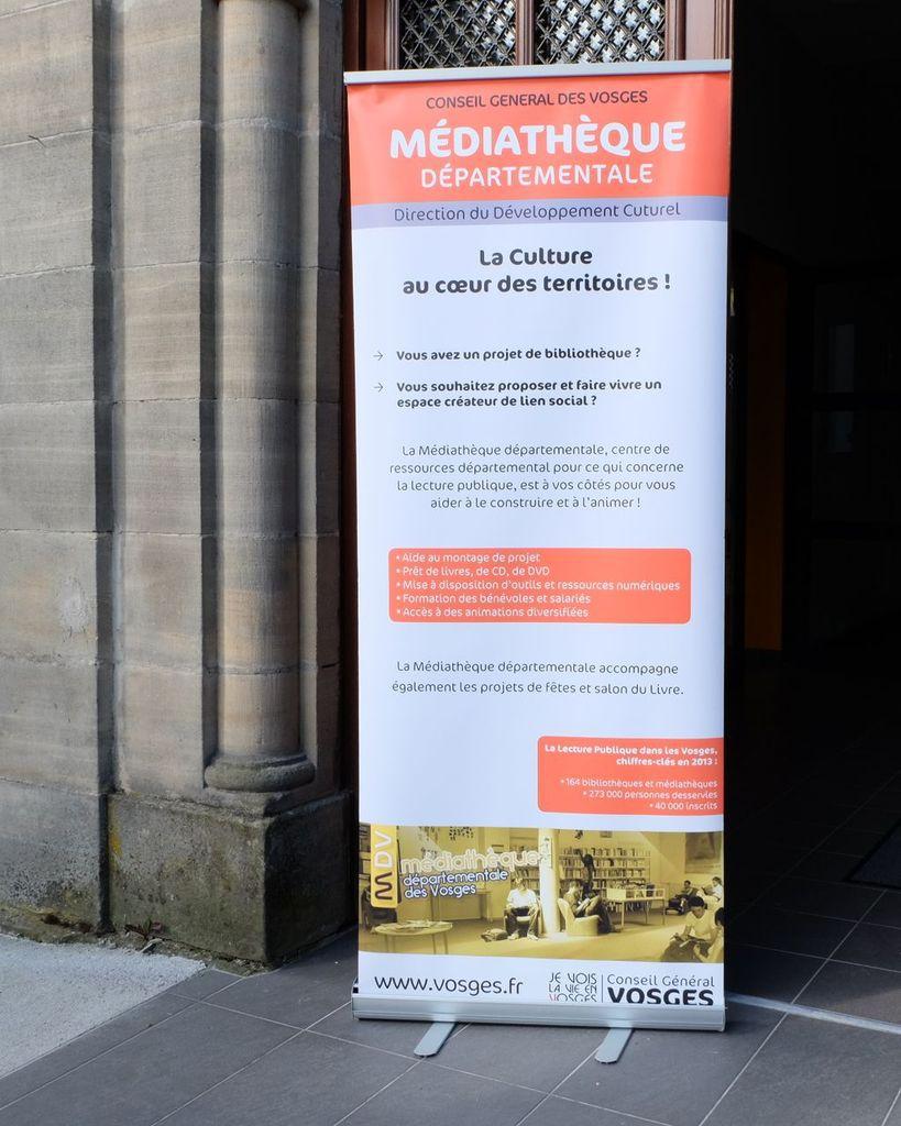 Réunion des médiathèques à la Haye