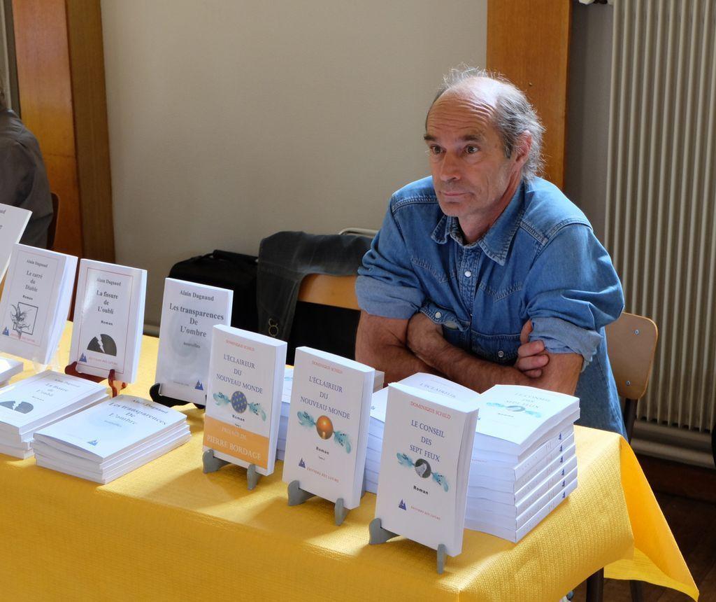 En attendant la remise du prix François Matenet