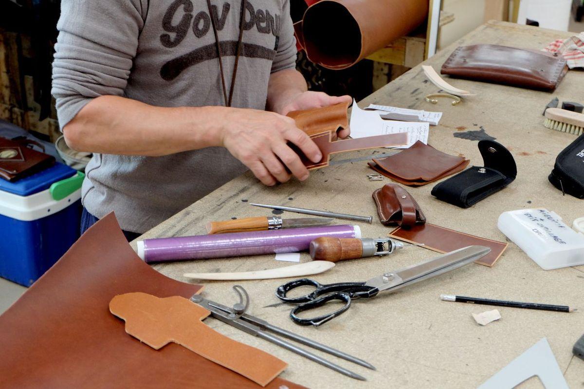 L'atelier In Bô en pleine activité