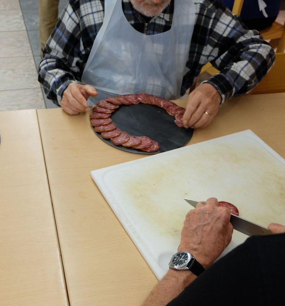 Atelier cuisine de saison et repas convivial