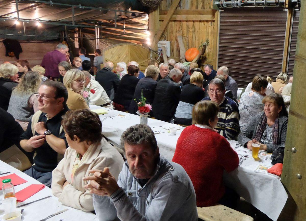 Le repas alsacien de la Saint Rémy