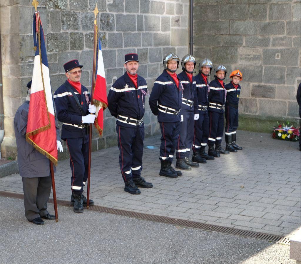 Cérémonies du 11 novembre 2015 : La Chapelle aux Bois