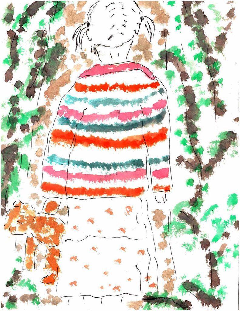 Photos Evelyne, dessins Bernard