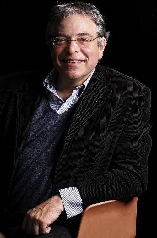 Vanik Berberian, président de l'AMRF