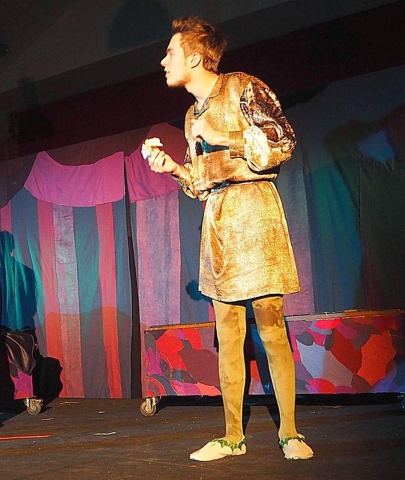 Les Jolies Mômes présentent : Conte d'une nuit dété