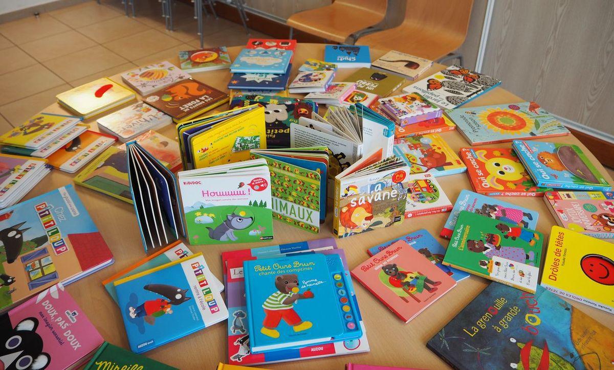 Salon du livre à la Chapelle aux Bois