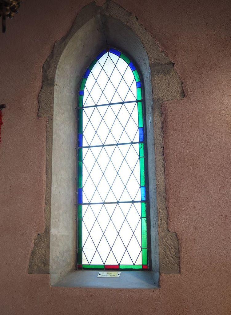 Soleil sur la Chapelle de Bonne Espérance