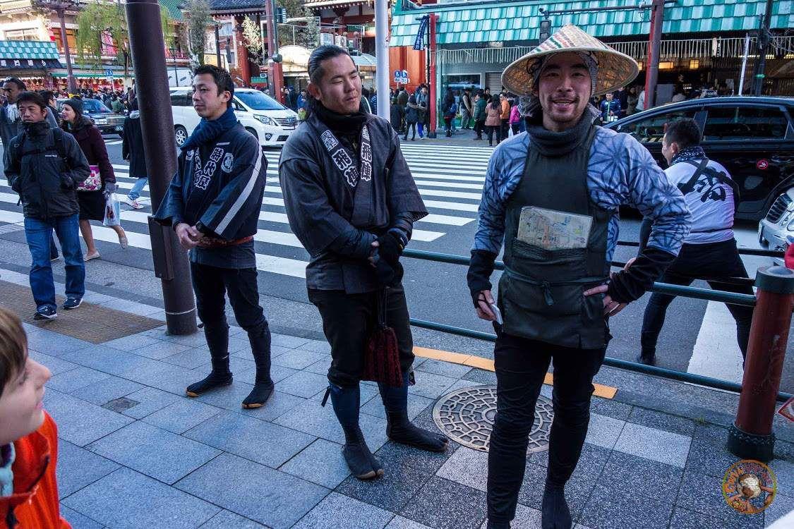 Nouvel An au Japon