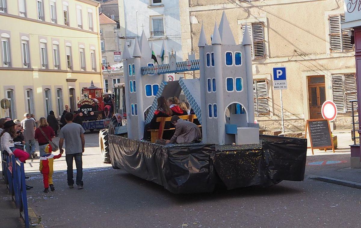 Le Carnaval s'en va