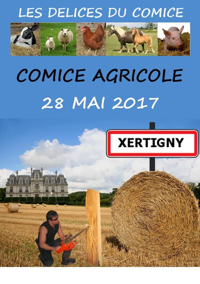 Comice Agricole de Xertigny