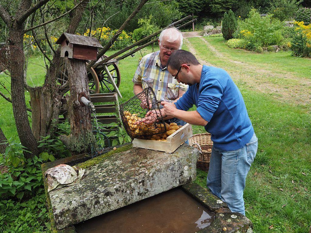 Journée paysanne au Moulin Gentrey