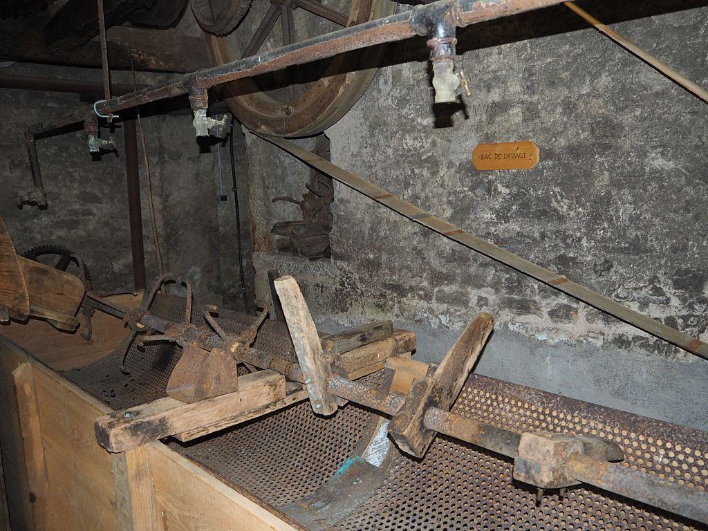 Journée du patrimoine au Moulin Gentrey