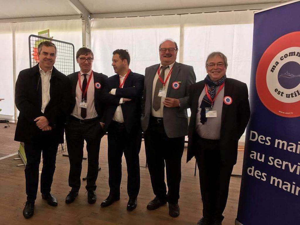Congrés des maires ruraux à Poullan-sur-Mer
