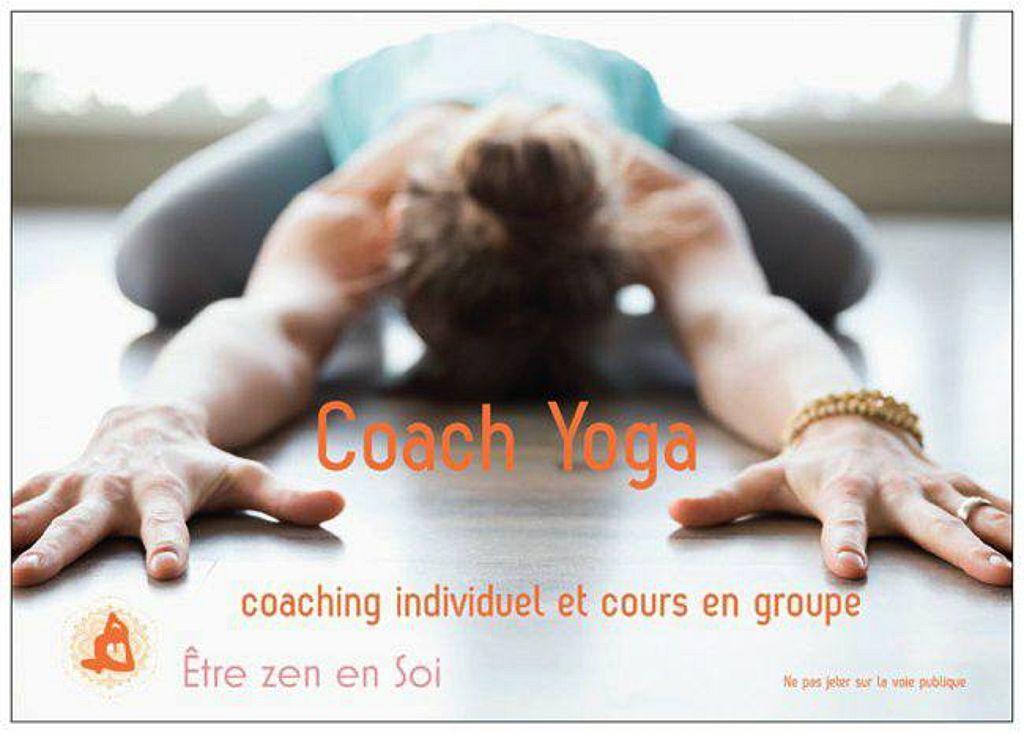 Cours de Yoga de Steve Claudel