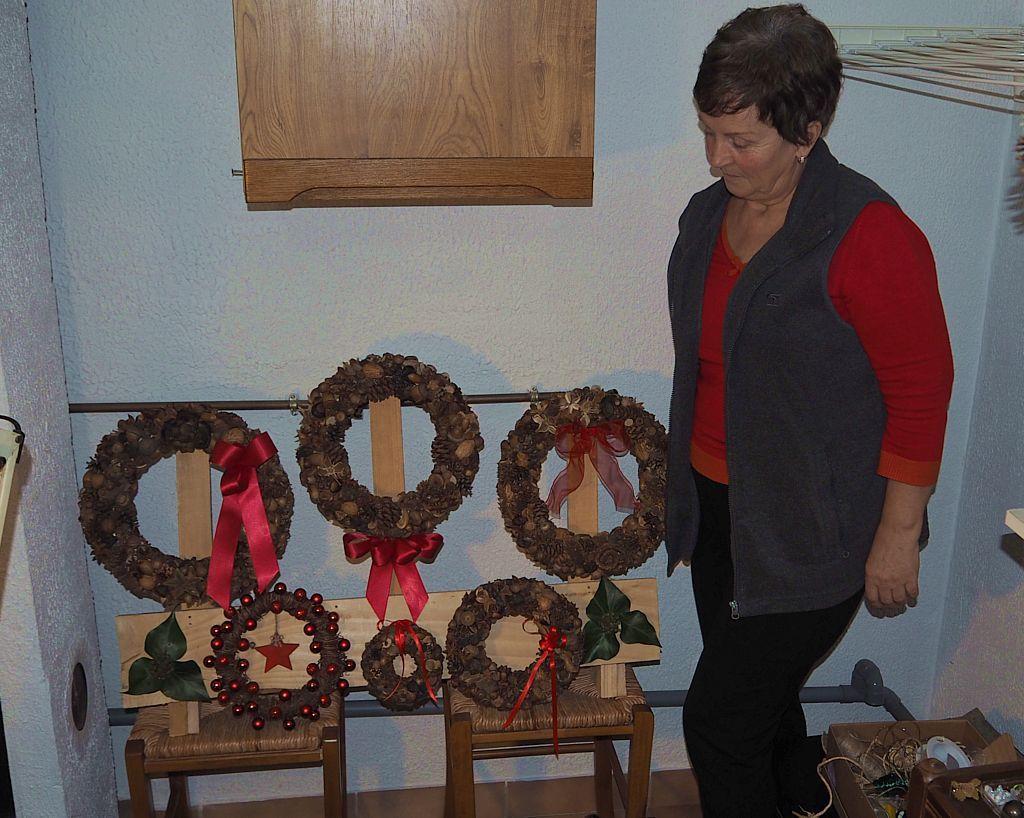 Guénia Lévèque sera au Marché de Noël