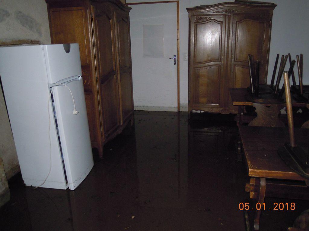Inondations du 4 janvier