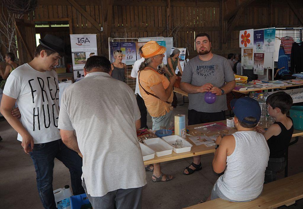 Eco Festival 2017 de La Transition d'Ici