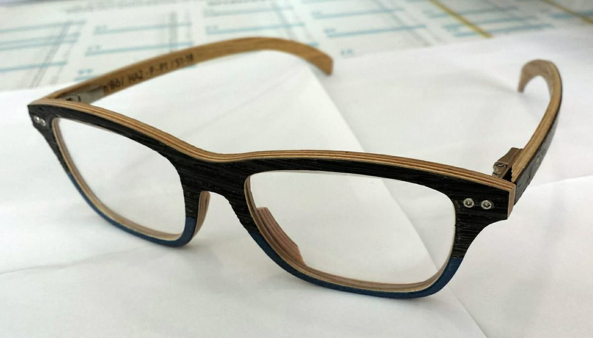 Lunettes In Bô. Photo Evelyne