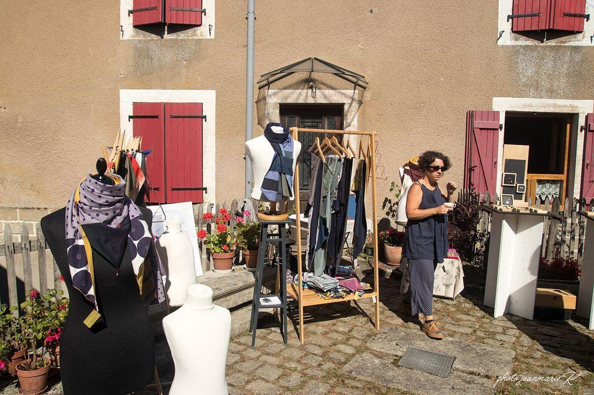 Pour l'amour du beau travail ou la Fête des Artistes au Moulin Gentrey