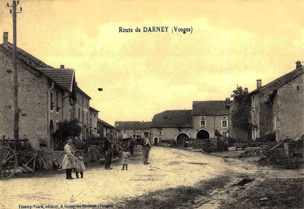 Gruey lès Surance autrefois