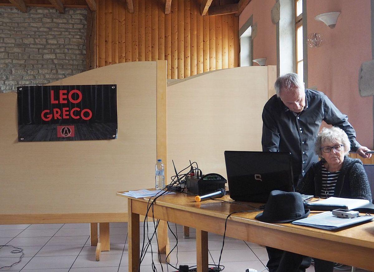 Leo Greco donne un concert pour lutter contre la leucémie