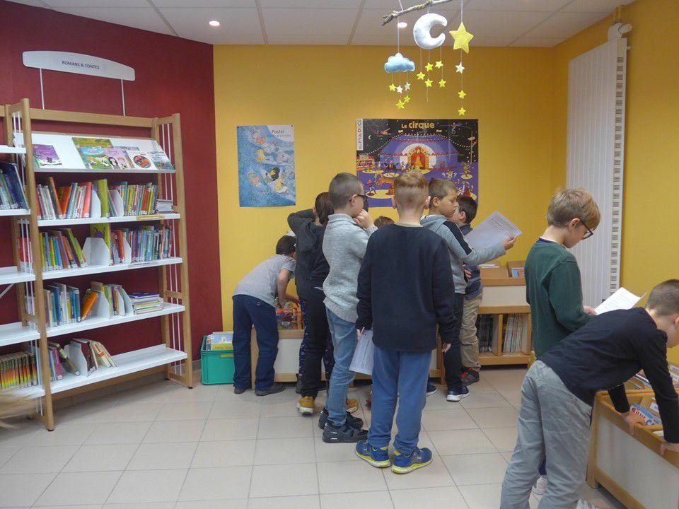 Bibliothéque La Chapelle aux Bois