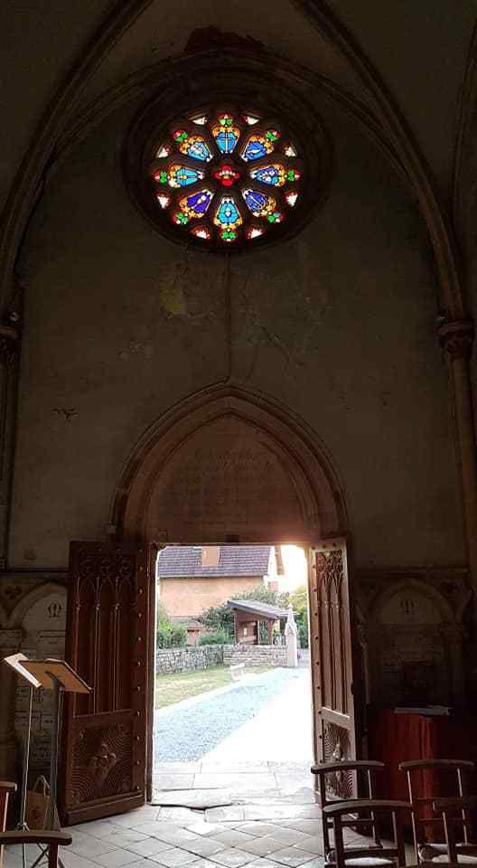 Réouverture de la chapelle de Notre-Dame de la Brosse