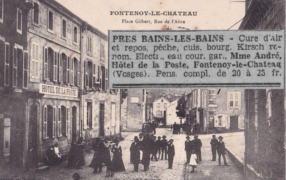 Publication Amis Du Vieux Fontenoy