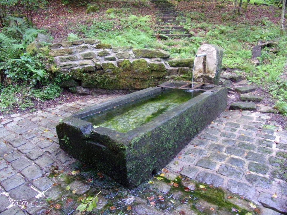 Fontaine de la Grande Fosse. Photos Genevieve Marmiesse