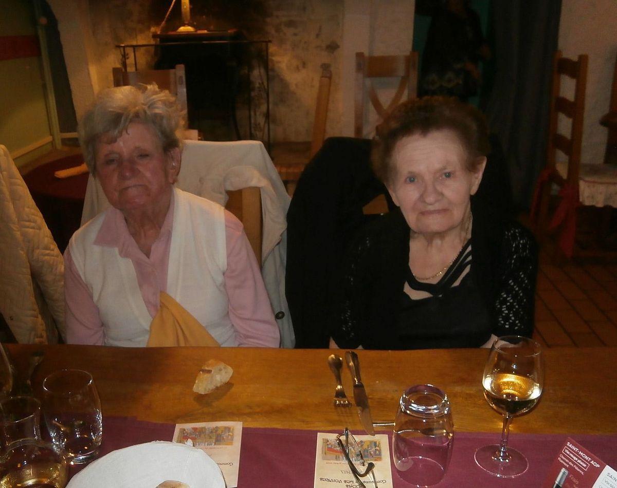 Les aînés ruraux sont venus nombreux au repas de fin d'année organisé par le CCAS